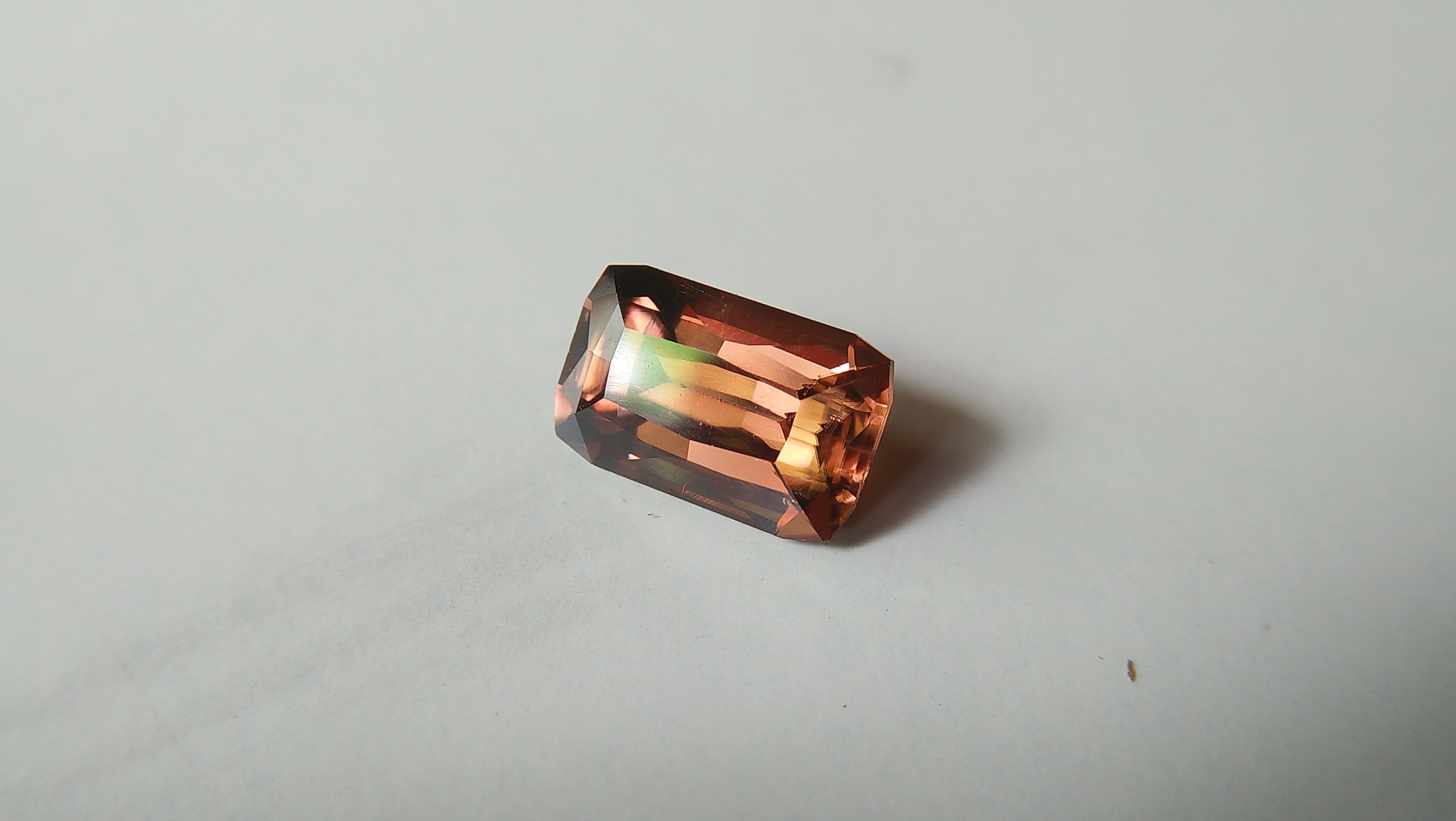 "Ceylon Natural "" chocolate 🍫"" Zircon called ""jargoon"". It's 4.70cts weight, 11mm x 7mm x 5.3mm dimension stone unearthed from city of gem Ratnapura Sri Lanka"