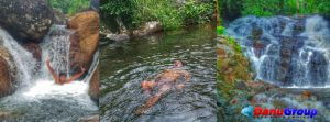 Healing water from Sinharaja Rain Forest