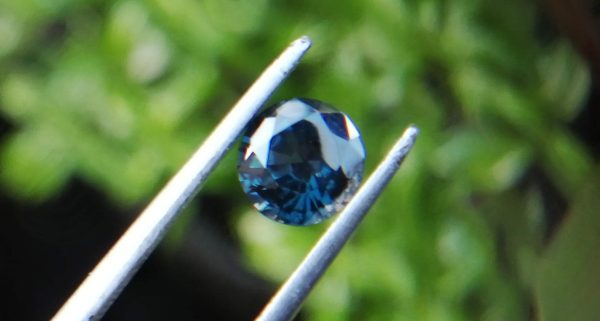 Colour : Blue Shape : Round Weight : 1.17 cts Dimension : 6.5 x 6.4 x 3.8 mm Treatment : Unheated Clarity : VS • CSL - Colored Stone Laboratory Certified ( GIA Alumina Association Member ) • CSL Memo No : 369D11394450 Spinel is the magnesium-aluminum member of the larger spinel group of minerals with chemical formula MgAl₂O₄. Spinel is actually a large group of minerals. Gahnite, hercynite, ceylonite, picotite, and galaxite are all part of the spinel group. This oxide mineral is a Cubic crystal system with 7.5–8.0 hardness according to the Mohs hardness scale. Spinels Specific Gravity is depending on the composition of chemicals such as Zn-rich spinel can be as high as 4.40, otherwise, it averages from 3.58 to 3.61. Spinel has many colors such as red, pink, blue, lavender/violet, dark green, brown, black, colorless, gray. Spinel is a single reflective Non-pleochroic gemstone and Anomalous in some blue zincian varieties. It can be found as Opaque, Translucent or transparent. Spinel RI value is n = 1.719 Some red and pink spinels have fluorescence under UV Light. also, Some spinels have magnetism Weak to medium. Natural spinels typically are not enhanced. Spinels are found in Madagascar, Sri Lanka, Vietnam, Myanmar, Tanzania, Kenya, Nigeria, Afghanistan, Albania, Algeria, Atlantic Ocean, Australia, Belgium, Bolivia, Brazil, Cambodia, Canada. Spinel has long been found in the gemstone-bearing gravel of Sri Lanka. Since 2000 in several locations around the world have been discovered spinels with unusual vivid colors. when the mineral is pure, it's colorless. That's called allochromatic gemstones. Als, Spinels are found with 4-rayed stars and 6-rayed stars. Some spinels are found with a color-changing effect such as Blue to violet, Grayish-blue to reddish-violet and some stones from Sri Lanka change from violet to reddish violet, due to the presence of Fe, Cr, and V. Blue Spinel is a very special gemstone because it is one of the few that occur naturally. The blue Spinel is colored from the impurity of Cobalt in the crystal lattice. High Color saturation in blue Spinels are always colored by Cobalt and are extremely rare to find. Cobalt spinel has high market value. Healing Properties of Spinels 👇 Spinel is known as the stone of revitalization. This MgAl2O4 mineral powers make the gums and teeth stronger and is also beneficial for gums, skin, slimming the healthy and overweight body and cancer healing. Spinel promotes physical vitality, refills the energy and eases exhaustion. Spinel is a very soothing stone, as it calms and relieves stress, anxiety, PTSD and depression. Also, Spinel is working with chakra balancing. Black Spinel - Earth Star Chakra , Red or Pink - Spinel Base Chakra, Green Spinel - Heart chakra, Blue Spinel - Throat chakra, Purple Spinel - Crown chakra.
