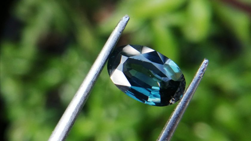 Colour : Greenish Blue Shape : Oval Weight : 1.79 cts Dimension : 9.5 x 6.2 x 3.6 mm Treatment : Unheated Clarity : VS • CSL - Colored Stone Laboratory Certified ( GIA Alumina Association Member ) • CSL Memo No : BC269D7F41A0 Spinel is the magnesium-aluminum member of the larger spinel group of minerals with chemical formula MgAl₂O₄. Spinel is actually a large group of minerals. Gahnite, hercynite, ceylonite, picotite, and galaxite are all part of the spinel group. This oxide mineral is a Cubic crystal system with 7.5–8.0 hardness according to the Mohs hardness scale. Spinels Specific Gravity is depending on the composition of chemicals such as Zn-rich spinel can be as high as 4.40, otherwise, it averages from 3.58 to 3.61. Spinel has many colors such as red, pink, blue, lavender/violet, dark green, brown, black, colorless, gray. Spinel is a single reflective Non-pleochroic gemstone and Anomalous in some blue zincian varieties. It can be found as Opaque, Translucent or transparent. Spinel RI value is n = 1.719 Some red and pink spinels have fluorescence under UV Light. also, Some spinels have magnetism Weak to medium. Natural spinels typically are not enhanced. Spinels are found in Madagascar, Sri Lanka, Vietnam, Myanmar, Tanzania, Kenya, Nigeria, Afghanistan, Albania, Algeria, Atlantic Ocean, Australia, Belgium, Bolivia, Brazil, Cambodia, Canada. Spinel has long been found in the gemstone-bearing gravel of Sri Lanka. Since 2000 in several locations around the world have been discovered spinels with unusual vivid colors. when the mineral is pure, it's colorless. That's called allochromatic gemstones. Als, Spinels are found with 4-rayed stars and 6-rayed stars. Some spinels are found with a color-changing effect such as Blue to violet, Grayish-blue to reddish-violet and some stones from Sri Lanka change from violet to reddish violet, due to the presence of Fe, Cr, and V. Blue Spinel is a very special gemstone because it is one of the few that occur naturally. The blue Spinel is colored from the impurity of Cobalt in the crystal lattice. High Color saturation in blue Spinels are always colored by Cobalt and are extremely rare to find. Cobalt spinel has high market value. Healing Properties of Spinels 👇 Spinel is known as the stone of revitalization. This MgAl2O4 mineral powers make the gums and teeth stronger and is also beneficial for gums, skin, slimming the healthy and overweight body and cancer healing. Spinel promotes physical vitality, refills the energy and eases exhaustion. Spinel is a very soothing stone, as it calms and relieves stress, anxiety, PTSD and depression. Also, Spinel is working with chakra balancing. Black Spinel - Earth Star Chakra , Red or Pink - Spinel Base Chakra, Green Spinel - Heart chakra, Blue Spinel - Throat chakra, Purple Spinel - Crown chakra.