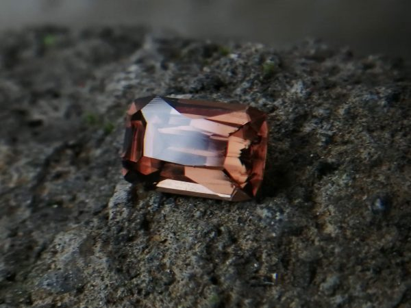 """Ceylon Natural """" chocolate 🍫"""" Zircon called """"jargoon"""" Dimension :11mm x 7mm x 5.3mm Weight : 4.70Cts Colour : Chocolate brown Minearal : Ratnapura Sri Lanka Treatment : Unheated Zircon is a nesosilicates group mineral. Its corresponding chemical formula is ZrSiO4. The name derives from the Persian zargun, meaning """"gold-hued"""". Zircon is a popular gemstone that has been used for nearly 2000 years. The crystal structure of zircon is a tetragonal crystal mineral with 7.5 hardness according to the Mohs Hardness scale. Zircon is also very resistant to heat and corrosion and known as Insoluble gemstone. This Uniaxial (+) mineral Specific gravity is 4.6–4.7. It's heavy more than such as Sapphire, chrysoberyl, Garnets, spinels. Gem Businessmen use these physical properties to identify zircons from other gemstones. Zircon has weak pleochroism and has colors such as Colorless, Very Strong Blue To Green-Blue, Yellow, Blue-Green, Yellowish Green, Yellow-Green, Brown, Orangy Yellow To Reddish Orange, Dark Brownish Red, Sometimes Purple, Gray To Bluish Gray, Brownish Gray. Colorless specimens that show gem quality are a popular substitute for diamond and are also known as """"Matara diamond"""". Zircon has been classified into three types called high zircon, intermediate zircon ( medium zircon ), and low zircon. Some Quality Type brown zircons can be transformed into colorless and blue zircons by heating to 800 to 1000 °C. There are Some using names for Zircon such as Hyacinth or jacinth: yellow-red, orange, red-brown to brown, Jargoon or jargon: light yellow to colorless stones, Beccarite: green zircon, Melichrysos: straw yellow, Starlite: blue heat treated zircon, Sparklite: colorless zircon. Zircon is found in Madagascar, Sri Lanka, Tanzania, Cambodia, Australia, Burma, Afghanistan, Canada, USA, Thailand, Russia, Mozambique, Norway. Healing Properties 👇 Zircon is known as """"The stone of virtue"""" All colors. It clears the auric negativity in the wearer and helps to communicate with the """
