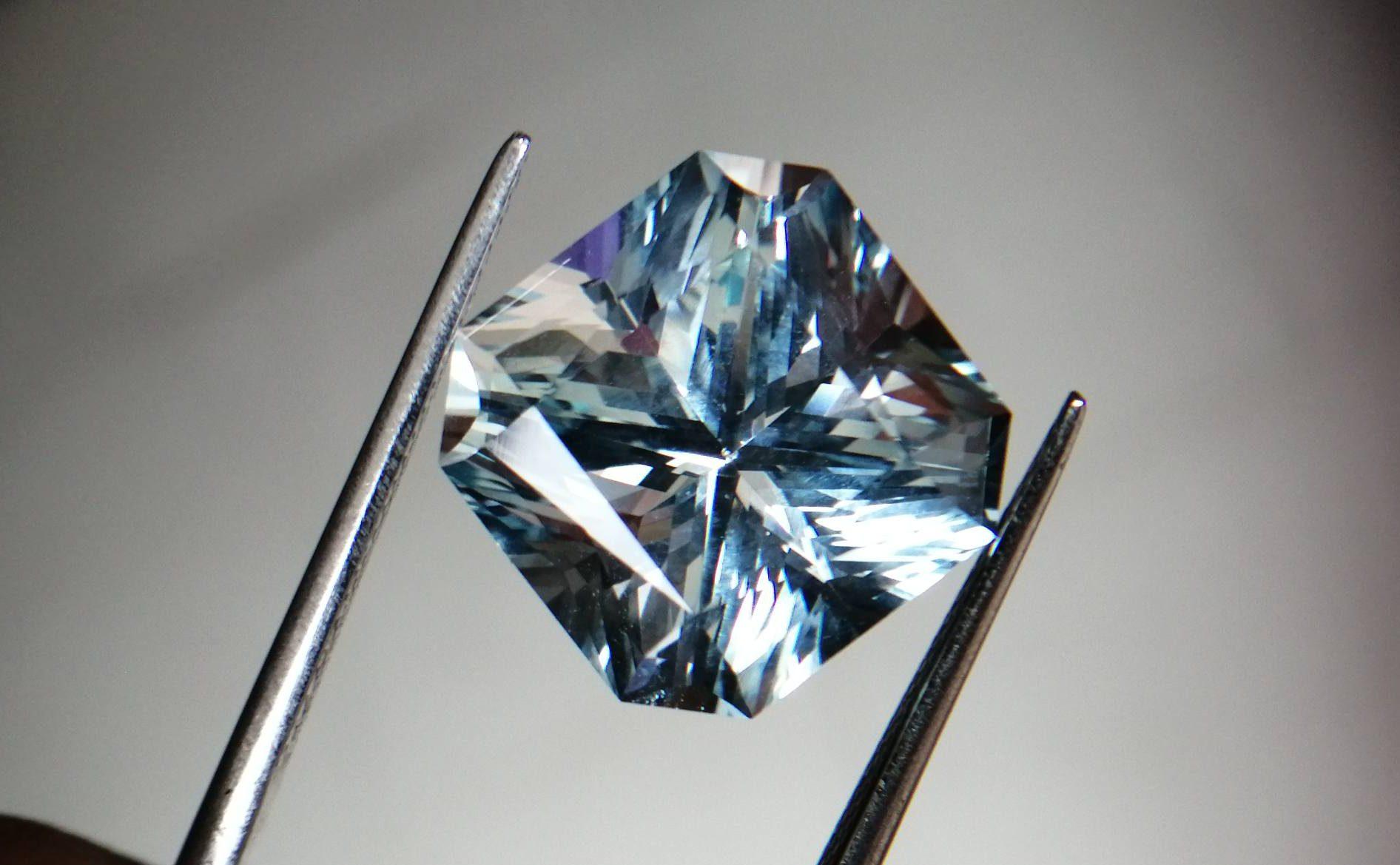Natural Blue Topaz Sri Lanka