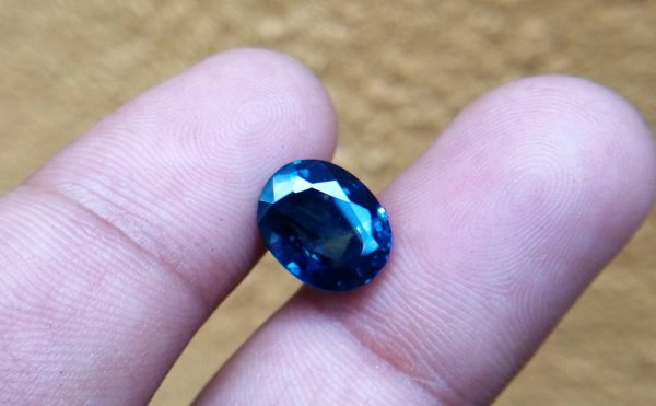 Ceylon Royal Blue Sapphire