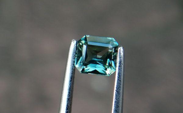 Natural Green Sapphire