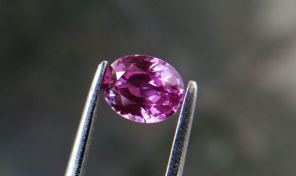 Ceylon Natural Pink Sapphire