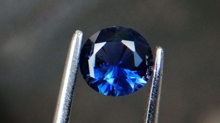 "NATURAL BLUE SAPPHIRE Vivid Blue ""Royal Blue"""