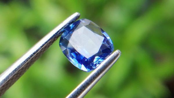 Ceylon Cornflower Blue Sapphire