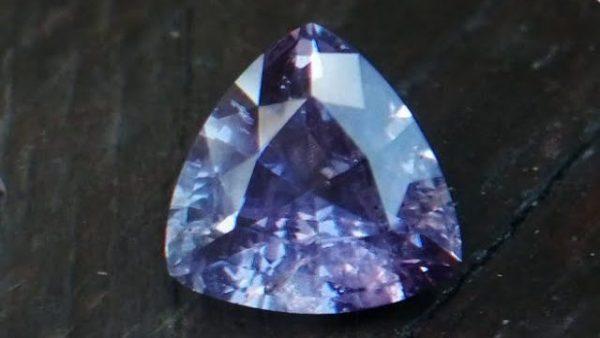 Natural Purple Sapphire Sri Lanka