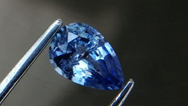 Ceylon Natural Blue Sapphire