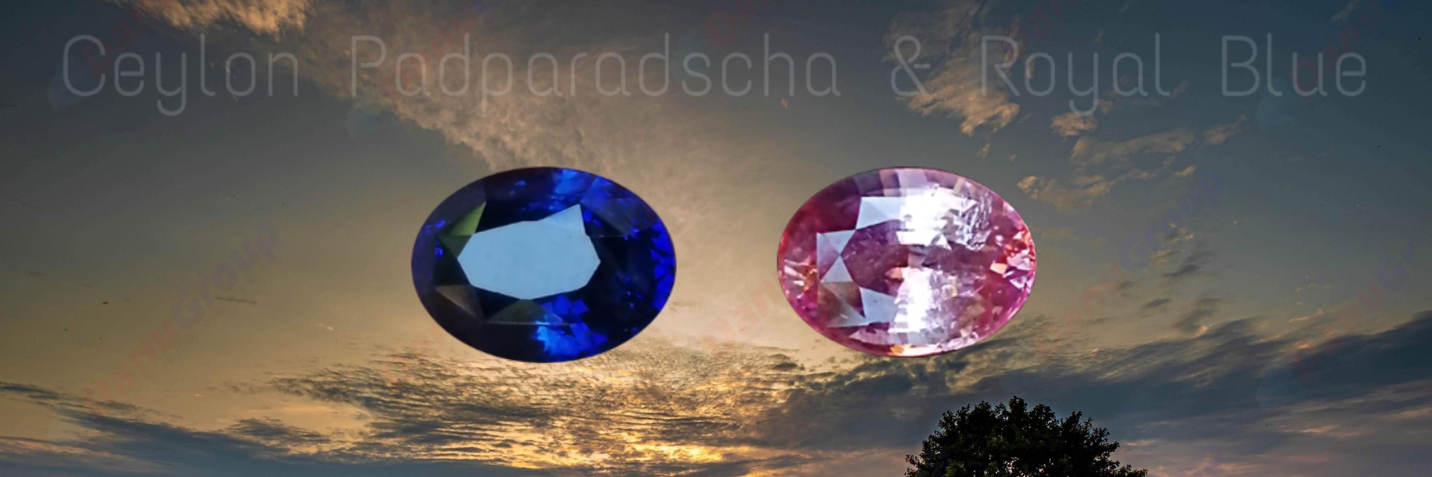 Expensive & Popular Gemstone Couple in Corundum Family