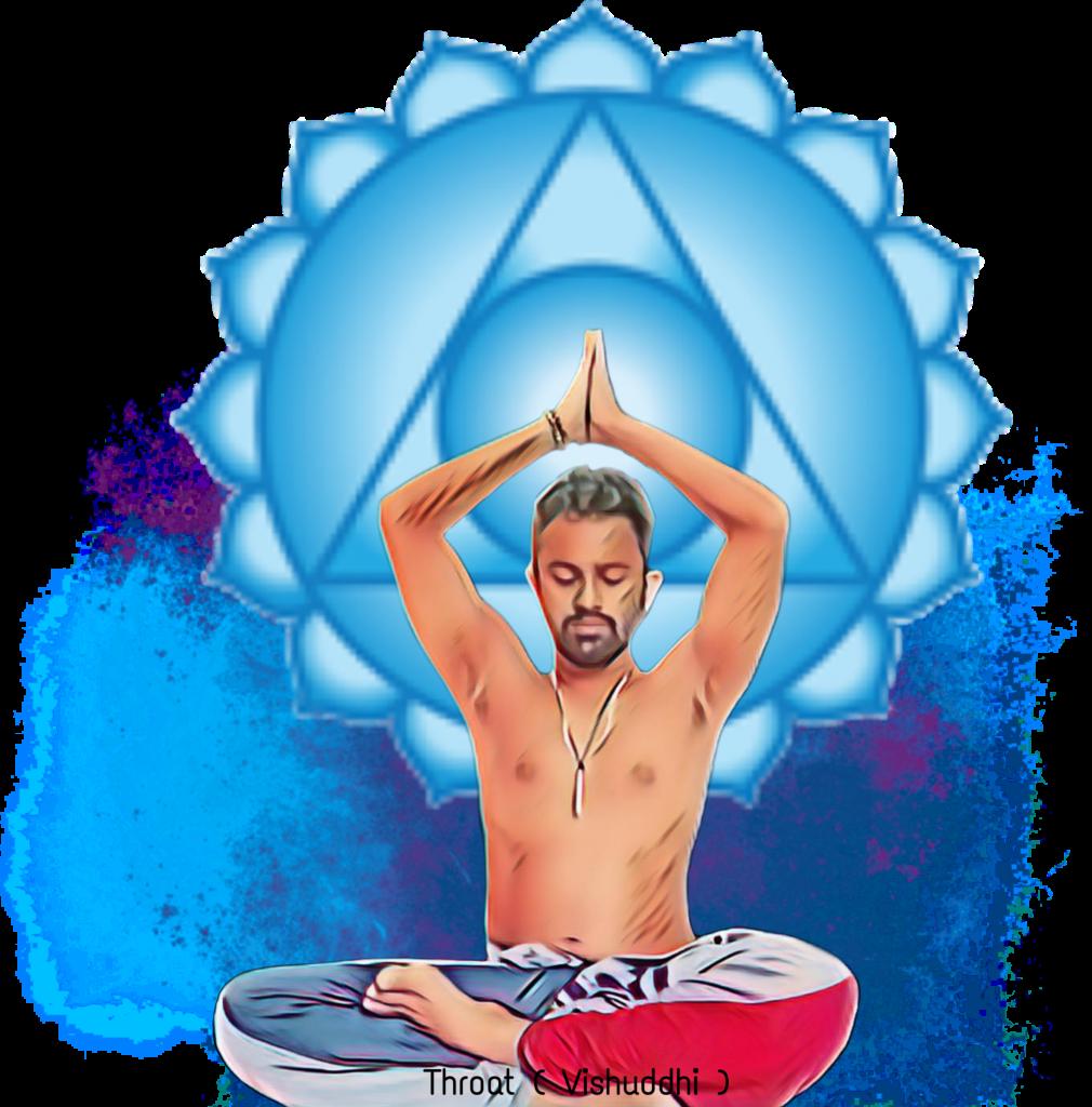 Vishuddhi  - Throat Chakra