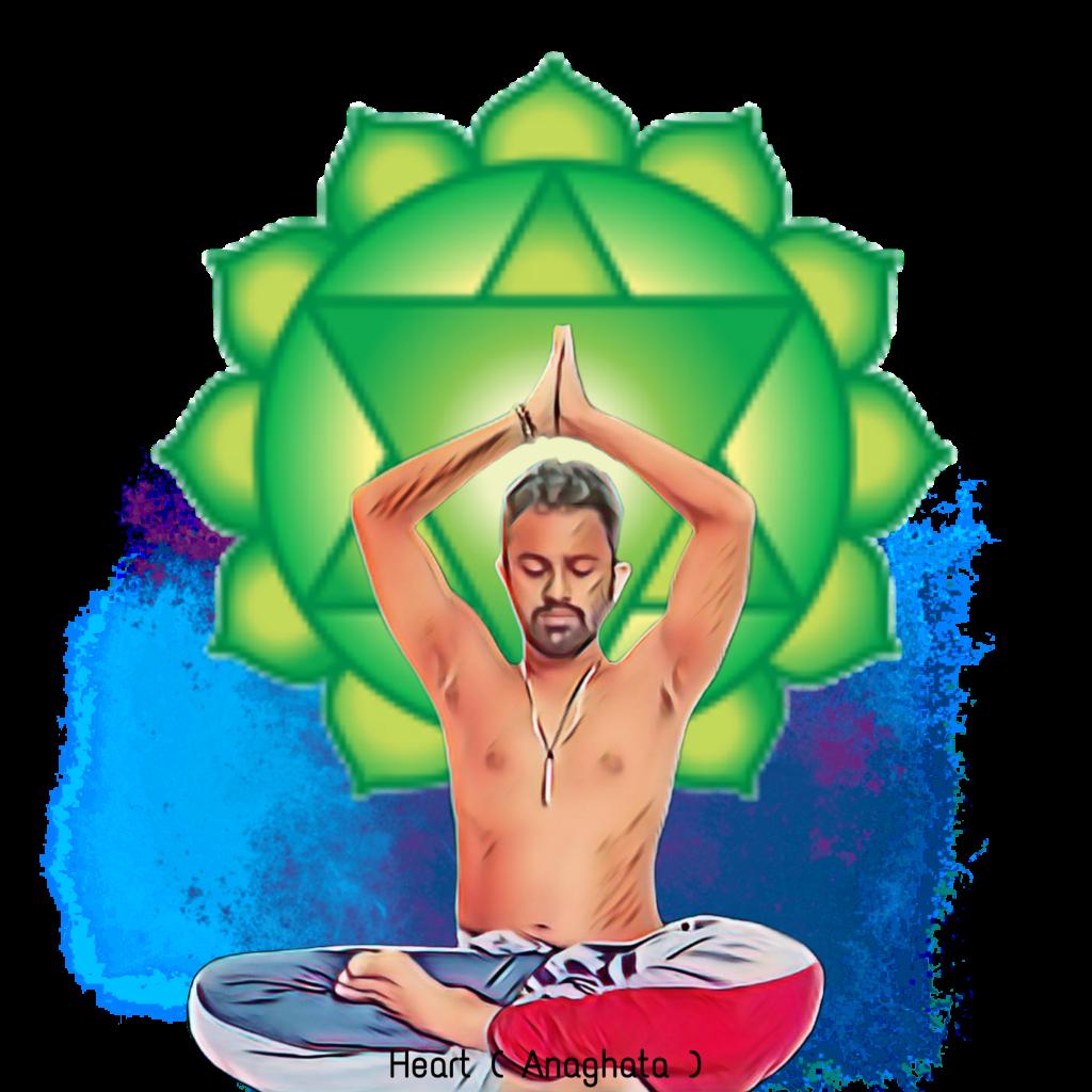 Anaghata - Heart Chakra