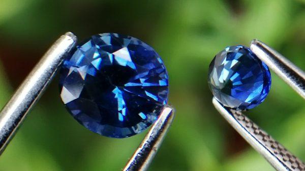 Ceylon Blue Sapphire Sri Lanka