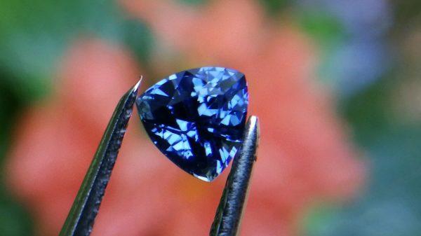 Ceylon Natural Cornflower Sapphire