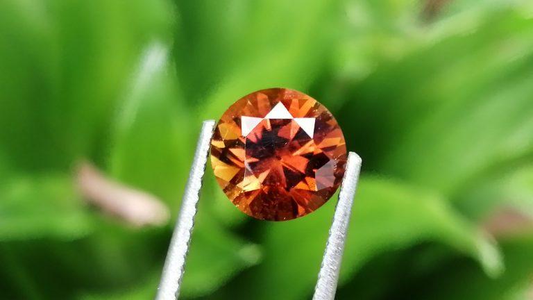 8_Dravite tourmaline Sri lankan Uniqueness Danu Group gemstones