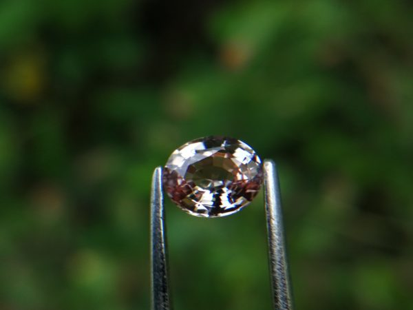14_Ceylon Natural Padparadscha Sapphire King sapphire from danu group