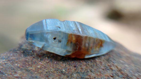 Ceylon Natural Sapphire Crystal danu group Gemstones