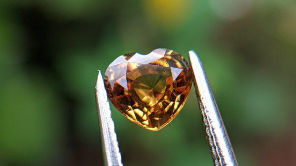 12_Natural yellow sapphire heart sri lanka danu group Gemstones_compress76