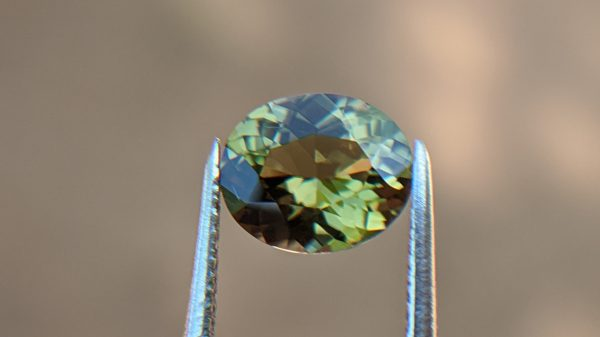 Rare Natural Green Sinhalite Gemstone from Danu Group Minings