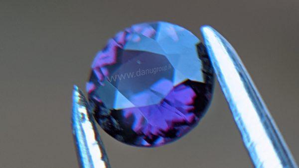 Ceylon Natural Purple Sapphire Gemstones Danu Group Gemstones Collection