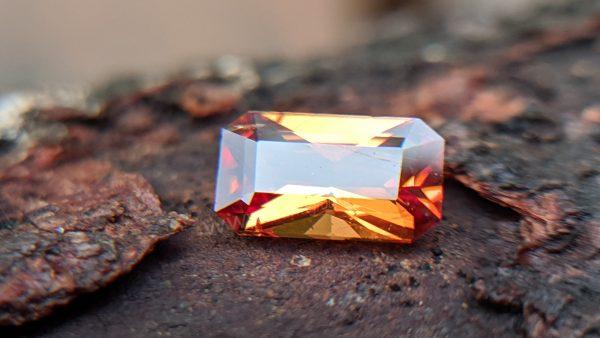 Brilliance Natural Sri Lankan spessartite Garnet from endana Danu Group Gemstones