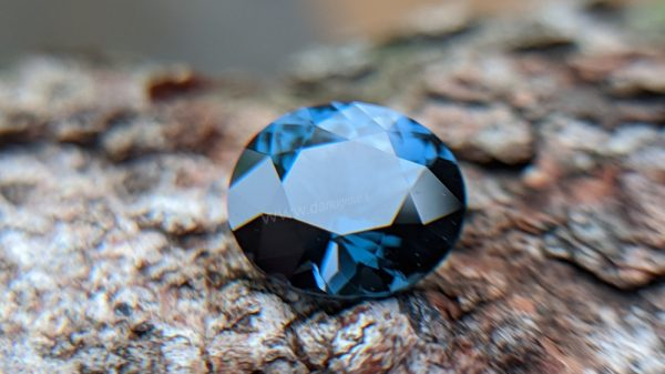 Ceylon Natural Blue Spinel from Danu Group Gemstones Collection 2021