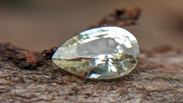 Ceylon Natural Yellow Sapphire Sri Lanka Danu Group Gemstones In collection