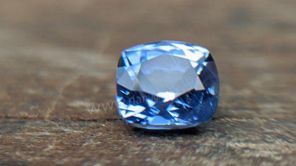 Ceylon Natural cornflower blue sapphire from Danu Group Gemstones Collection