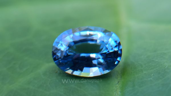 Ceylon Natural Spinel with amazing blue colour - Danu Group Blue Spinel Collection