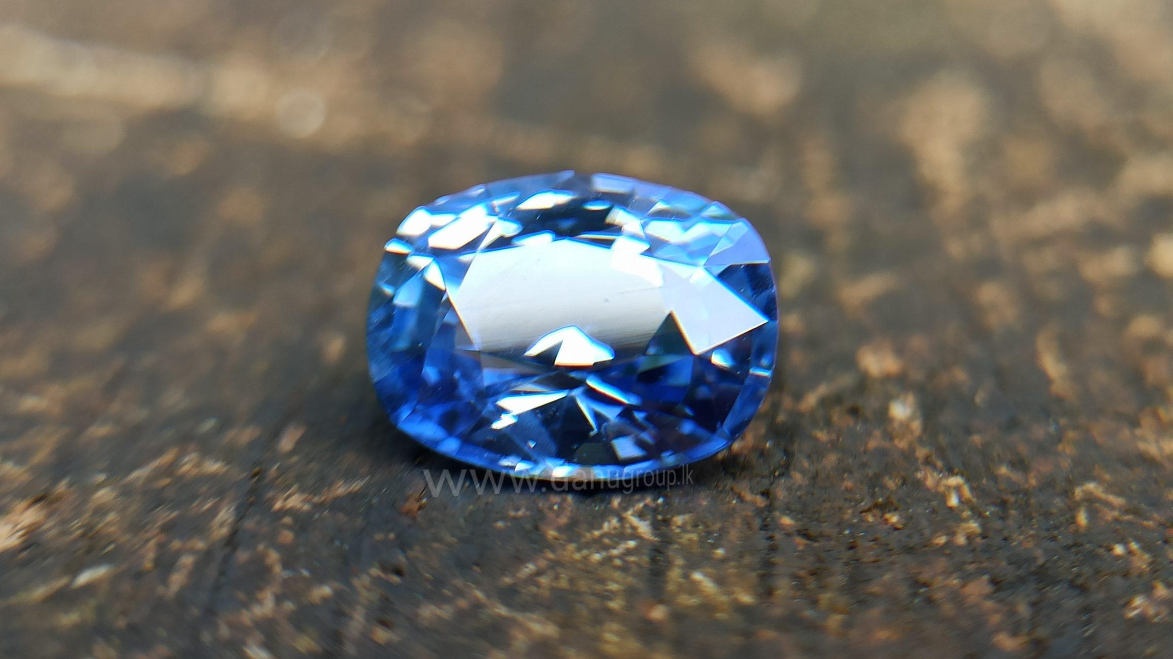 1_Ceylon Natural Blue Sapphire danu group Gemstones Natural Unheated