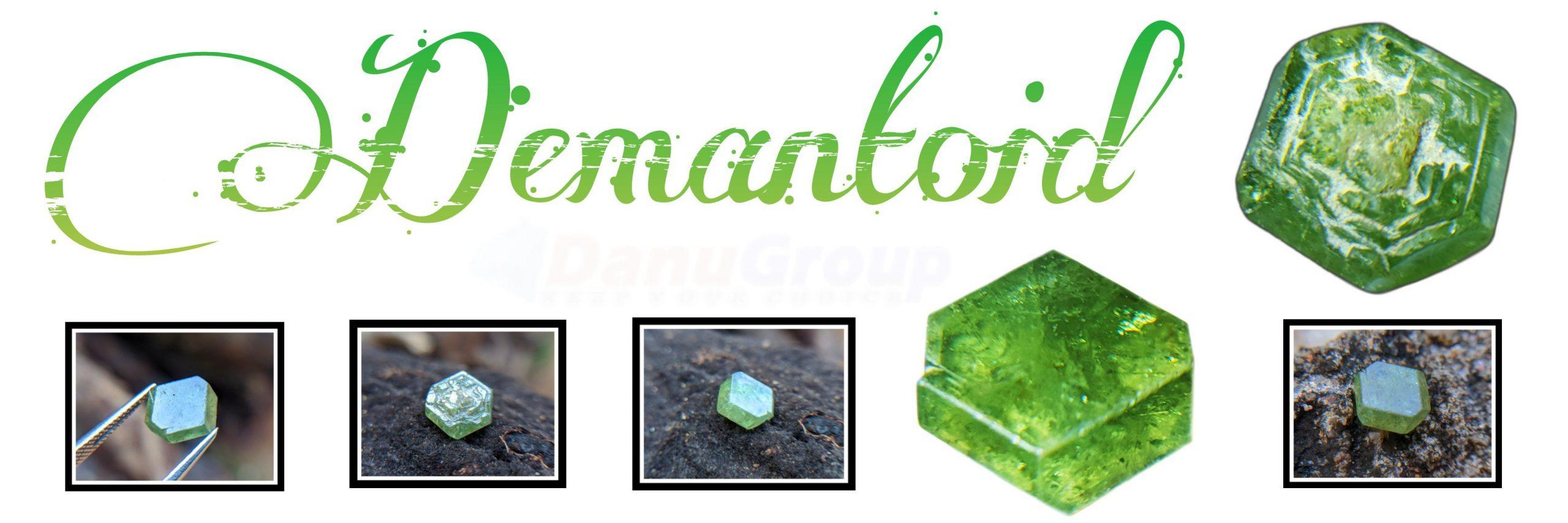 Demantoid Garnet