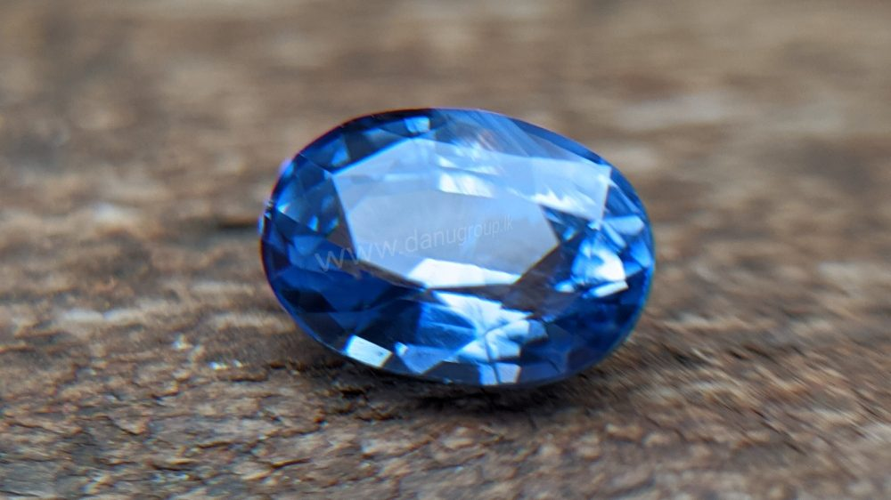 Ceylon blue sapphire from sri Lanka danu group Gemstones