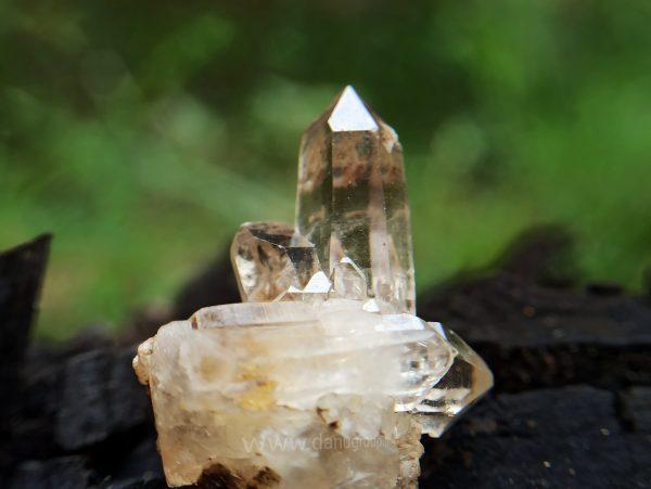 Ceylon Natural Quartz Crystal Cluster danugroup.lk