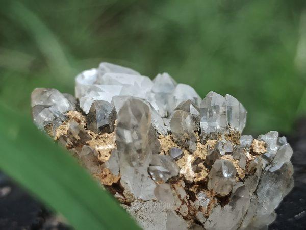 danugroup.lk - ceylon Natural Quartz Cluster fresh from the mining