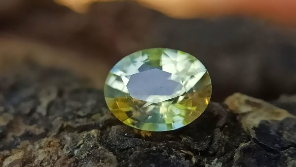 Ceylon Natural Yellow Sapphire Oval Shape - Danu Group Gemstones Collection