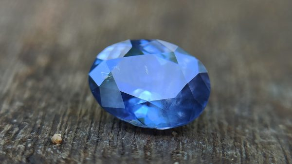 Ceylon Natural Cornflower Blue Sapphire Danu Group Gemstones Collection