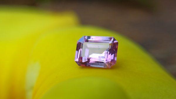 Ceylon Natural Pink Sapphire Danu Group Gemstones Collection