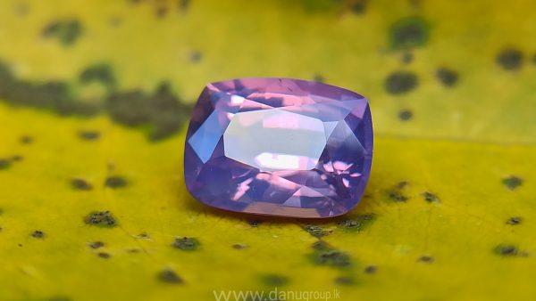 danugroup.lk - ceylon Natural purplish pink sapphire Danu Group Gemstones Collections