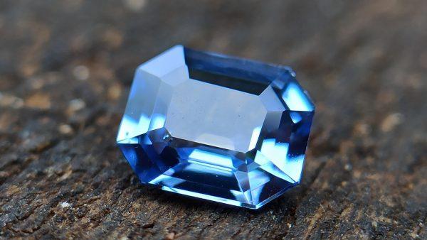 Ceylon Natural Blue Sapphire Danu Group gemstones