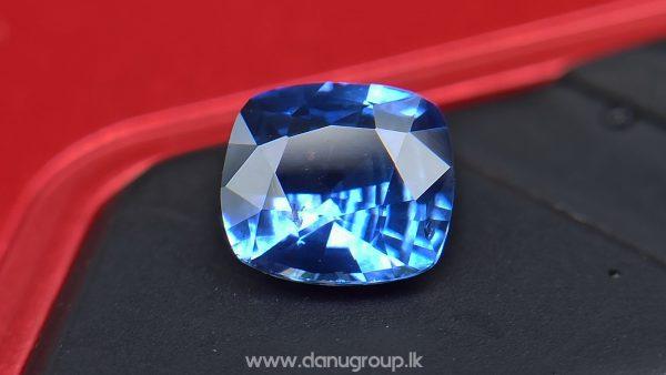 Ceylon Cornflower Blue Sapphire Danu Group Gemstones Collections