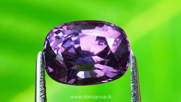 danugroup.lk - ceylon natural purple spinel from Danu Group