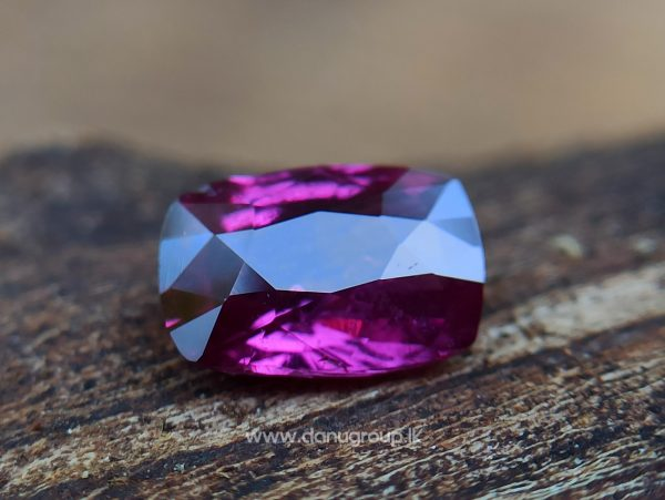Natural Ruby King of the gems Danu group Gemstones Collection