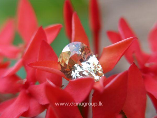 Ceylon Natural Yellow Sapphire - danugroup.lk